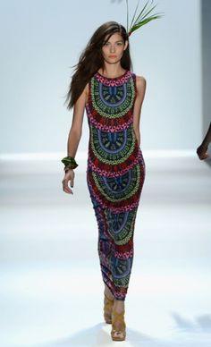 Mercedes-Benz Fashion Week : Spring 2013 - love it!