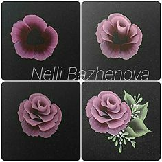 Super Cute Ideas for Summer Nail Art - Nailschick One Stroke Painting, Tole Painting, Fabric Painting, Donna Dewberry Painting, One Stroke Nails, Flower Nail Art, Learn To Paint, Nail Art Designs, Hand Painted