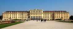 https://flic.kr/p/LJSwE6 | Vienna | Schönbrunn Palace, the former imperial summer residence of the Hapsburgs, features 1,414 rooms. In 1569, Holy Roman Emperor Maximilian II purchased a large floodplain of the Wien River beneath a hill where a former owner, in 1548, had erected a mansion called Katterburg. During the next century, the area was used as a hunting and recreation ground. After the death of her husband, Ferdinand II, Eleonora Gonzaga added a palace to the Katterburg mansion…