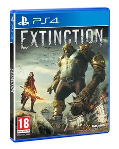 Extinction (PS4): Amazon.co.uk: PC & Video Games