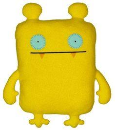 ugly dolls - yellow ugly :)