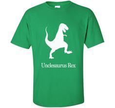 Men's Unclesaurus Rex T-Shirt Uncle 's Day T-Shirt Uncle Gift t-shirt