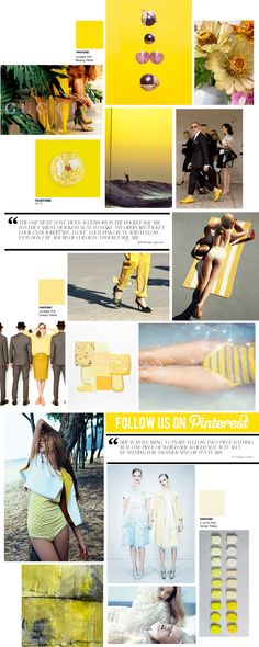 Curating the Curated: Yellow