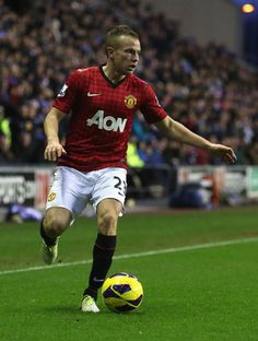 Tom Cleverley returned to his old club on New Year's Day.