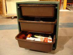 Como hacer un almacenador portatil