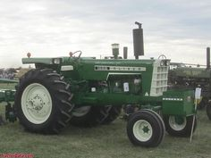 Row crop oliver 1950 tractors made in charles city ia - Craigslist central illinois farm and garden ...