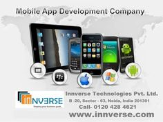 Mobile app Development Company, Mobile application development