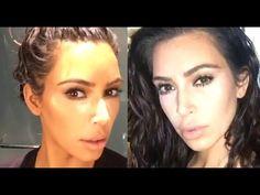 Kim Kardashian Makeup Routine - How Kim Kardashian Does Her Makeup