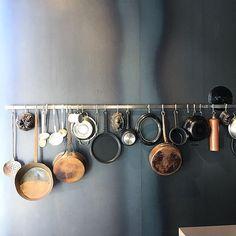 Image result for boffi pot rack