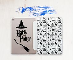 Harry Potter Deathly Hallows Letter Glass iPad Mini 2 by CaseGears