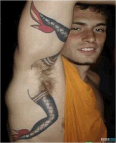 1000 images about bad tattoos on pinterest bad tattoos for Cat asshole tattoo