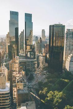 thelavishsociety: City by Adam Swaz | LVSH
