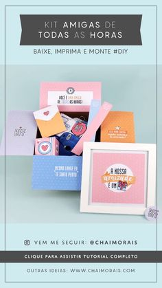 Diy Birthday Gifts For Him, Diy Gift For Bff, Diy Gifts For Friends, Diy Gift Box, Birthday Gift For Him, Bff Gifts, Friend Birthday Gifts, Birthday Diy, Birthday Photo Collage