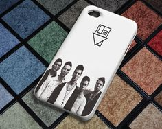The Neighbourhood Band Case for iPhone 4/4S iPhone 5/5S/5C and Samsung Galaxy S3/S4 on Etsy, $13.55