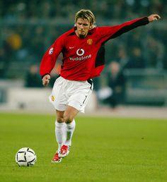 David Beckham Last Season