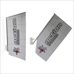 Window Sucker Mount Flag Ideal for attaching flags or any other pole display structure to a glass or smooth surface Available as a or mount system, depending on the strength of suction that is required Size: (h) X (w)