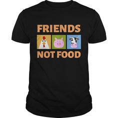Get yours beautiful Vegan Gift Tee Vegetarian Friends Not Food Shirts & Hoodies.  #gift, #idea, #photo, #image, #hoodie, #shirt, #christmas