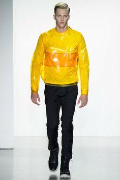 Calvin Klein Collection Spring-Summer 2015 Men's Collection