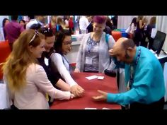 Trade show magic by Mark Lewis Magician Trade Show, The Magicians, Pictures, Photos, Grimm