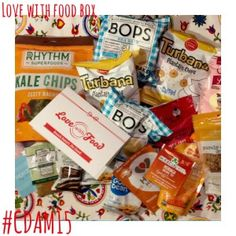 Love With Food #Giveaway Box on Celiac and the Beast @G