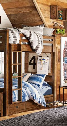 Great Teen Bedroom Design | Reef Tie Dye Bedding Collection