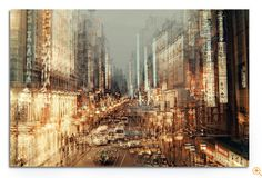 "Tokyo Night"" by Stephanie Jung ** Limited Editions  www.artefactum-shop.de/limitierte-editionen/stephanie-jung-tokyonight/"