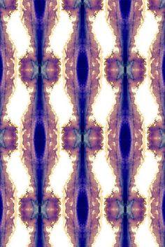 Timorous Beasties Colonnade Blotch Inkblot Wallpaper