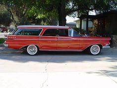 1959 Mercury Voyager Station Wagon