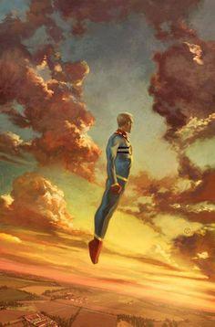 Miracleman #6 by Julian Totino Tedesco