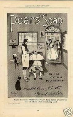 Pear's Soap (1904)