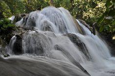 Mabuyong Falls of Cateel, Davao Oriental