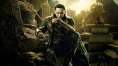 Tom Hiddleston Thor 2 Wallpaper