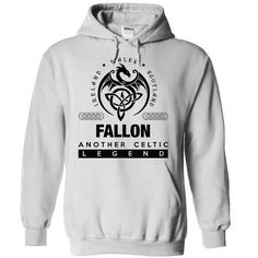 FALLON CELTIC T-SHIRT - #mens shirt #vintage tee. CHECKOUT => https://www.sunfrog.com/Names/FALLON-CELTIC-T-SHIRT-4191-White-24736329-Hoodie.html?68278