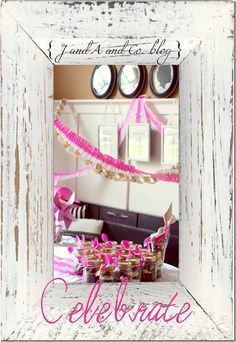 Great Baby Shower (or other party) ideas...