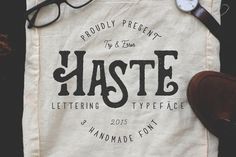 Every person has a desire to make a combination of letters or lettering. but not everyone has the skills to make a handlettering and time to learn. for that I make three handmade fonts for you who need lettering to design your project needs.