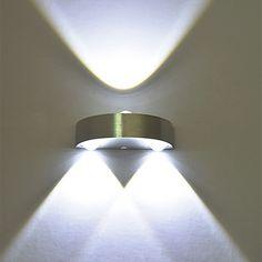 $422.07 - LED Innovador Lámparas de pared Para Metal Luz de pared 85-265V 6070545 2018. ¿Shopping for Apliques de Pared cheap online? Buy at lightinthebox.com on sale today!