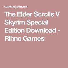 Win The Elder Scrolls V: Skyrim Legendary Edition On Steam