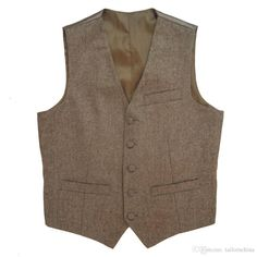 #tweed #tweed vest #wedding #rustic #rusticwedding Vest And Tie, Suit Vest, Vest Men, Western Outfits, Costume Homme Vintage, Prom Vest, Bts Mode, Mens Suit Stores, Mens Suits