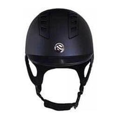 An equestrian helmet designed with MIPS technology and a smooth outer shell, this helmet is easy to keep clean and provides its riders with comfort, style, and safety. Horse Riding Helmets, Free Horses, Horse Supplies, Helmet Design, Equestrian, Shell, Smooth, Tack, Trauma