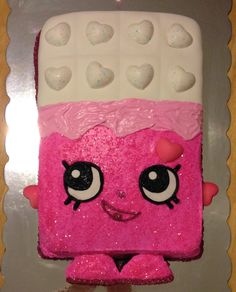 Fantastic Free of Charge Shopkins Party Ideas DIY : 18 Irresistible Ideas Popul. Fantastic Free of Charge Shopkins Party Ideas DIY : 18 Irresistible Ideas Popular Your baby will Pastel Shopkins, Fete Shopkins, Shopkins Birthday Cake, Shopkins Cake, 9th Birthday Parties, 7th Birthday, Birthday Ideas, Cupcakes, Cupcake Cakes