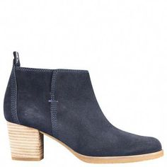Women's Timberland Navy Suede Eleonor Street Ankle Boot Ankle Boots Outfit Winter, Over The Knee Boot Outfit, Mid Calf Boots, Black Ankle Boots, Knee High Boots, Timberland Boots Outfit, Timberlands Women, Timberland Waterproof Boots, Yellow Boots