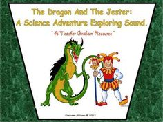 An adventure in sound for your science lessons!