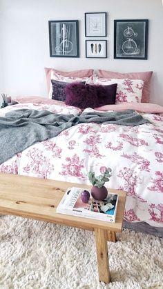 Fantastisch 3 Tipps Für Ein Schlafzimmer Herbst Update: 1) Bettwäsche In Leuchtenden  Herbsttönen Gepaart