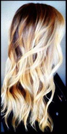 Blonde-Ombre-Hair-Color-Hairstyle | Best Hairstyles Design - most popular hairstyles