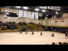 Rhs colorguard 2014: a thousand years - YouTube