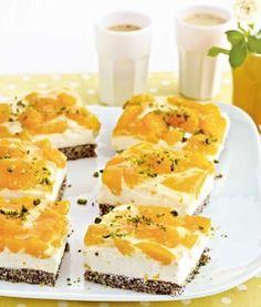 Mandarinen-Kuchen vom Blech