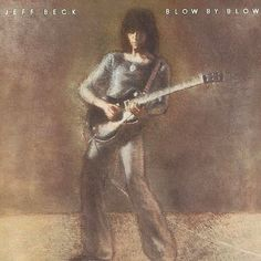 Jeff Beck, Blow by Blow**** (1975): I'm loving me some Jeff Beck in his various group incarnations, and this one is no exception. I really dig the jazz feel of this one, but like the Jethro Tull album I reviewed before this one, it is moving away from the hard rock/heavy-ish metal of his first few albums. I wonder if he will return to that. (7/30/14)