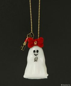 Ghost Sheets Necklace