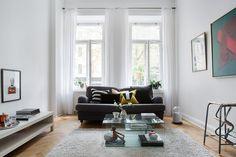 Living room - Strandvägen 37 - Eklund Stockholm New York