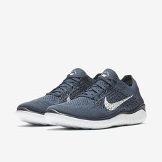 reputable site 152eb 86245 Nike Free RN Flyknit 2018 Men s Running Shoe Flyknit Racer, Running Shoes  For Men,